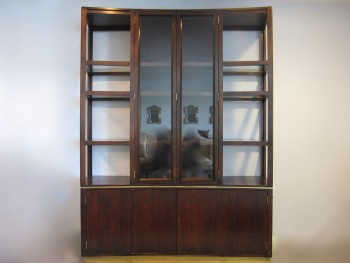 Dunbar Display Cabinet, Edward Wormley, Eisenhower Consignment