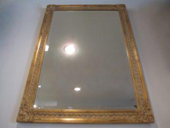 Vintage Ornate Mirror