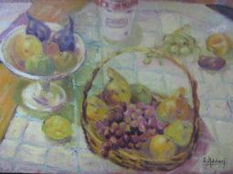 Elyane Addari , Nature Forte Aux Fruits