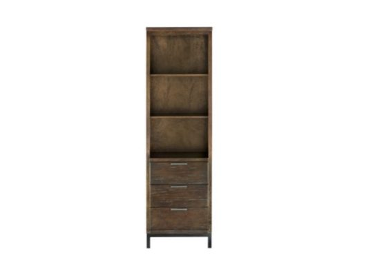Arhaus Palmer Angled Bookcase