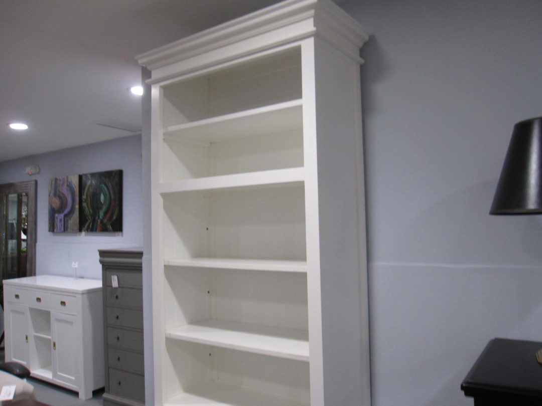 #5A5D71 White Bookcase 2 Piece Unit Cabinet Tower Traditional Style with 1080x810 px of Recommended Bookcases Shelves & Cabinets 8101080 save image @ avoidforclosure.info