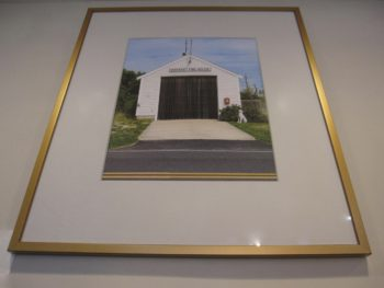 Nantucket Madaket Fire House, Framed Photo, Limited Edition