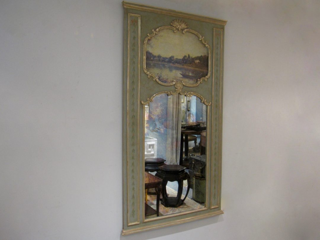 trumeau mirror eisenhower consignment. Black Bedroom Furniture Sets. Home Design Ideas