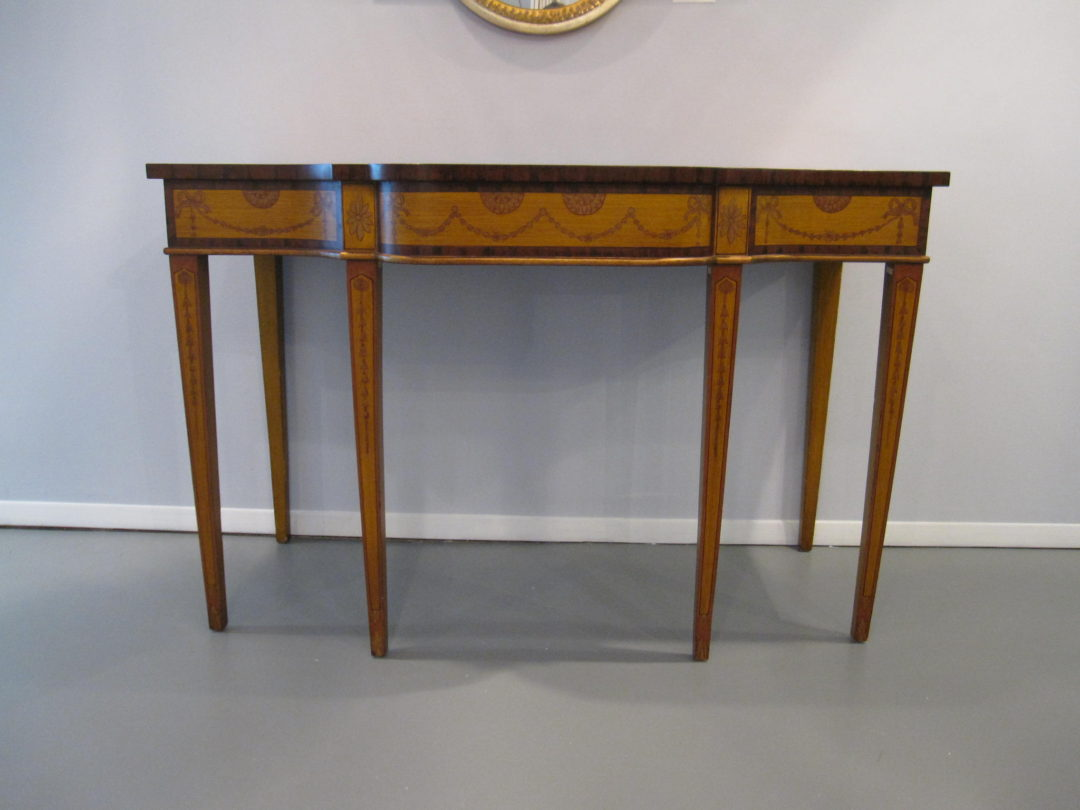 Chelsea Console Table Eisenhower Consignment