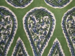 Paisley Cotton Drapery
