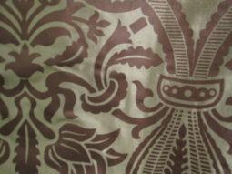 Custom Silk Drapery