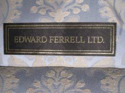 Edward Ferrell CRESCENT SOFA STYLE: SF598G-CB