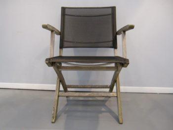Barlow Tyrie Horizon Dining arm chairs