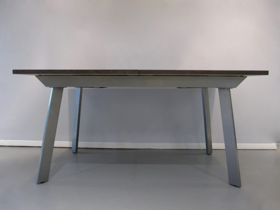 Brand new dining table eisenhower consignment for Best dining table brands