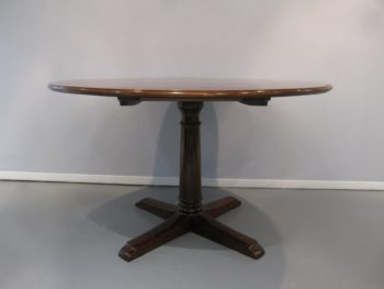 Round Dining Table, McMartin & Beggins