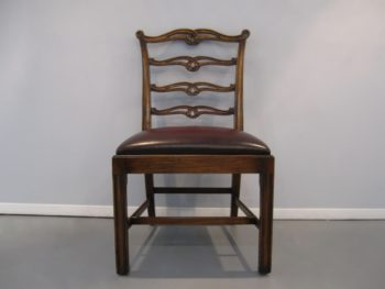 Theodore Alexander Ladder Back Chairs