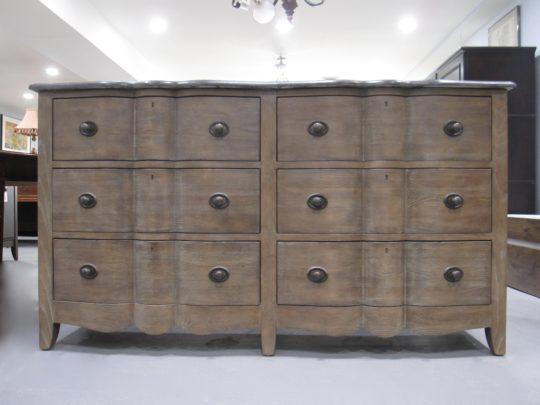 Arhaus Dresser, Belmont 6 Drawer Dresser