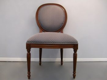 Louis Style Chairs, Cassatt Ethan Allen Dining Chairs