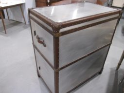 Aviator Trunk Bar Cabinet