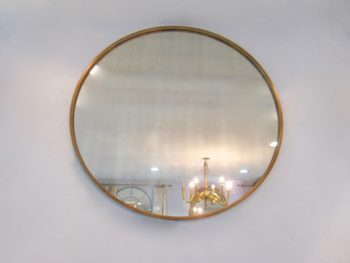 Junius Round Uttermost Mirror