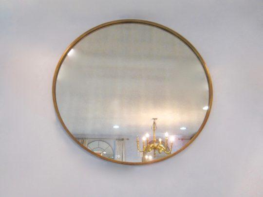 Junius Round Uttermost Mirror